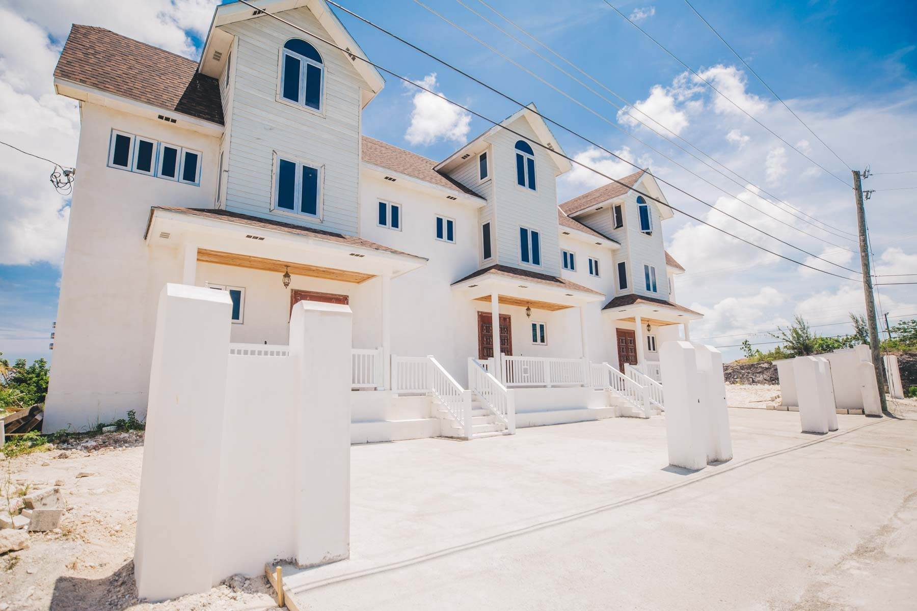 Multi Family for Sale at Newly Built 3 Unit, 9 Bedroom Ensuite Complex with Panoramic Views Harold Road, Nassau And Paradise Island, Bahamas