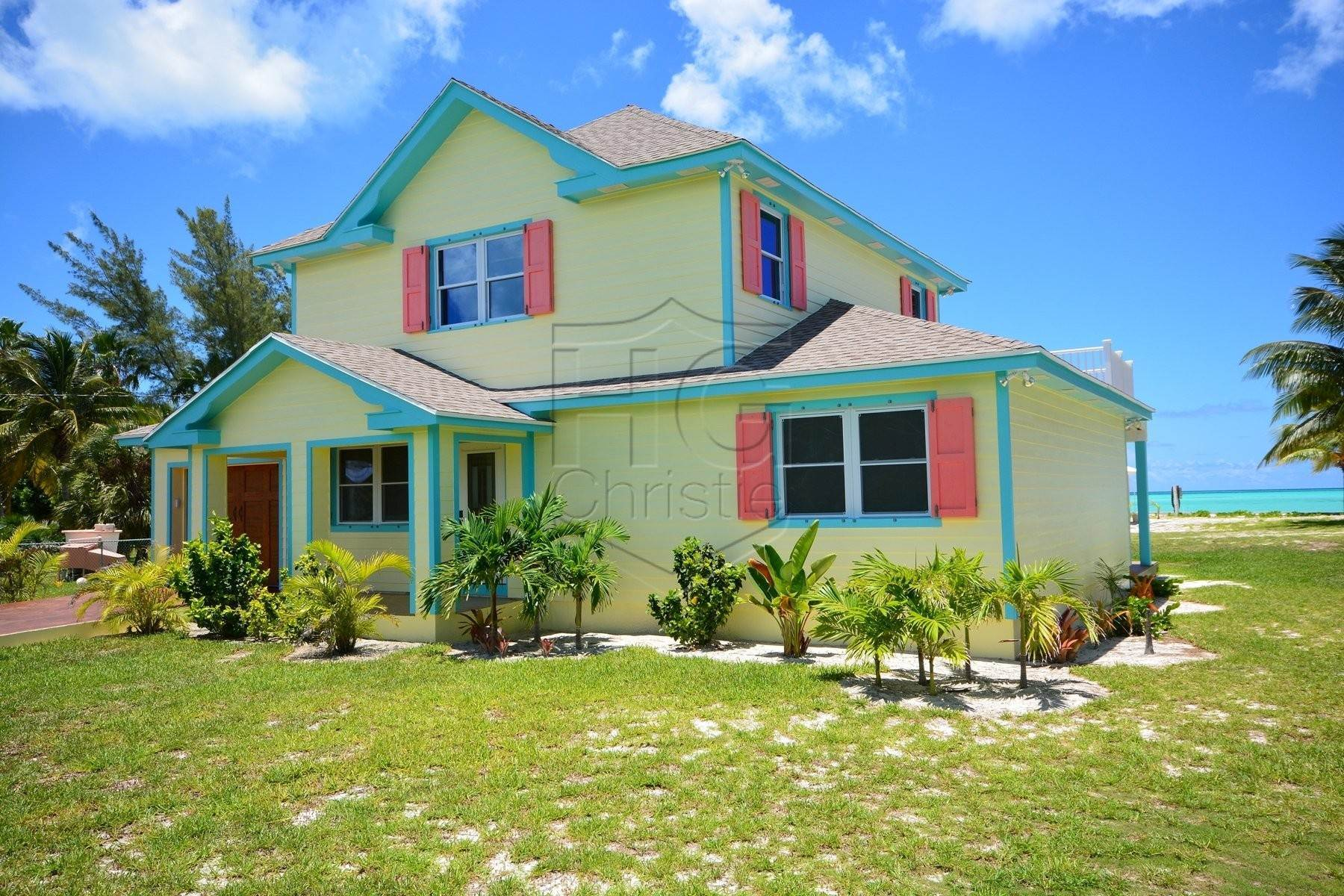 Single Family Homes for Rent at Seas the Day Beach House Spanish Wells Spanish Wells, Eleuthera, Bahamas
