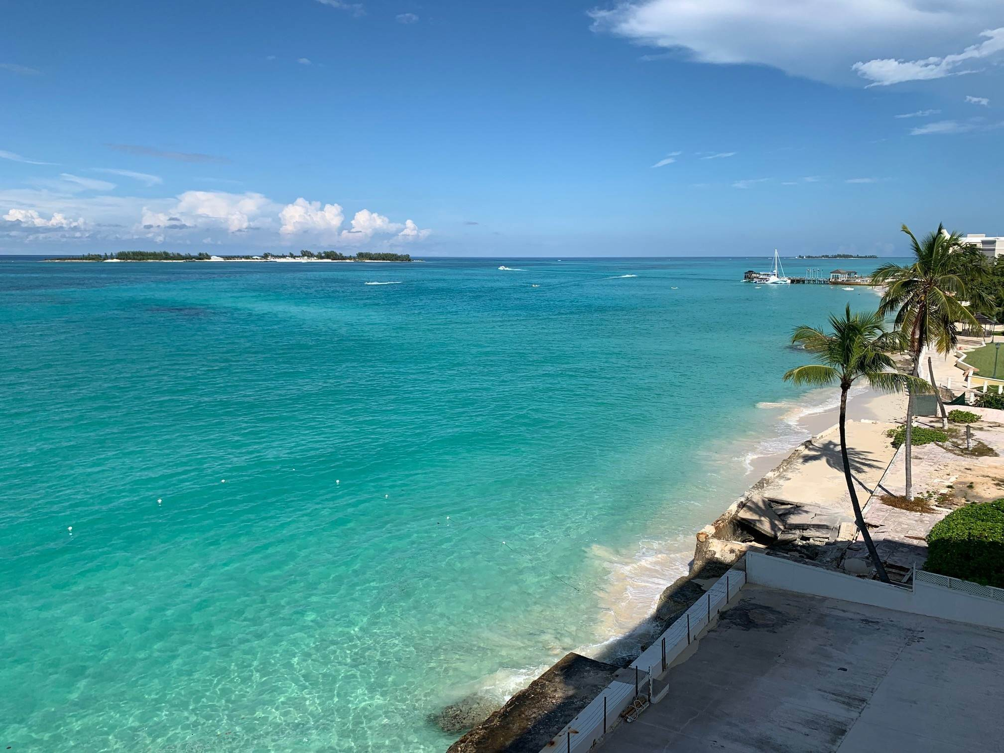 Co-op / Condo for Rent at Contemporary Ocean View Condo For Rent - In the Heart of Cable Beach Conchrest, Cable Beach, Nassau And Paradise Island Bahamas
