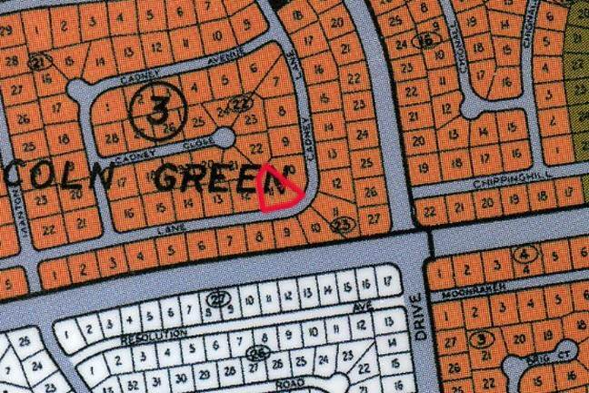 Land for Sale at Large Multi Family lot Lincoln Green, Freeport and Grand Bahama, Bahamas