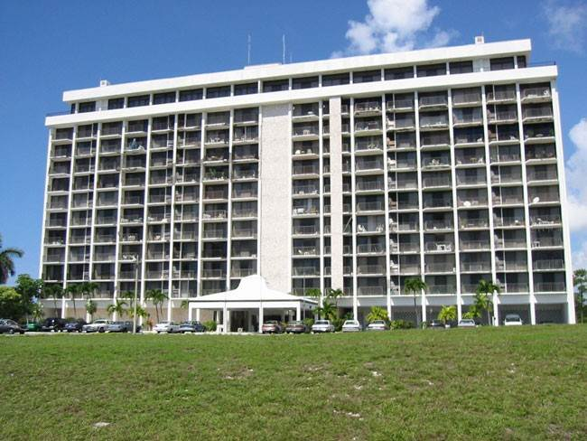 Co-op / Condo for Sale at A Two Bedroom Renovated Fourth Floor Condo In Lucayan Towers South Greening Glade, Freeport And Grand Bahama, Bahamas