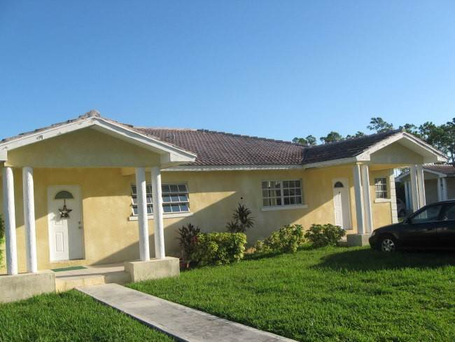 Multi Family for Sale at Nice Unfurnished Duplex In Arden Forest Arden Forest, Freeport And Grand Bahama, Bahamas