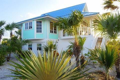 Single Family Homes for Sale at Picturesque Home Steps From the Beach Hawks Nest, Cat Island, Bahamas