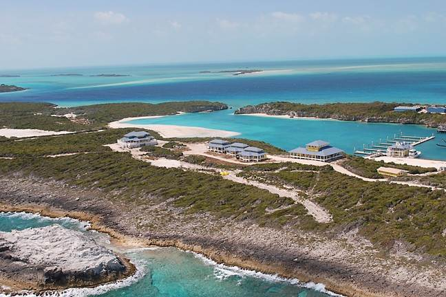 Private Islands por un Venta en Cave Cay Private Island Exuma, Bahamas