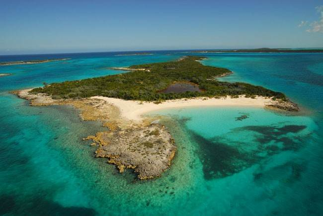 Private Islands for Sale at Leaf Cay Private Island Exuma, Bahamas