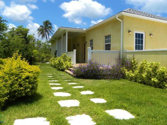 Single Family Homes for Sale at Hilltop home with ocean views in gated community with generator Camperdown, Nassau And Paradise Island, Bahamas