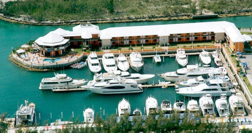 Comercial por un Venta en Investment Opportunity Bahama Terrace Yacht And Country Club, Gran Bahama Freeport, Bahamas