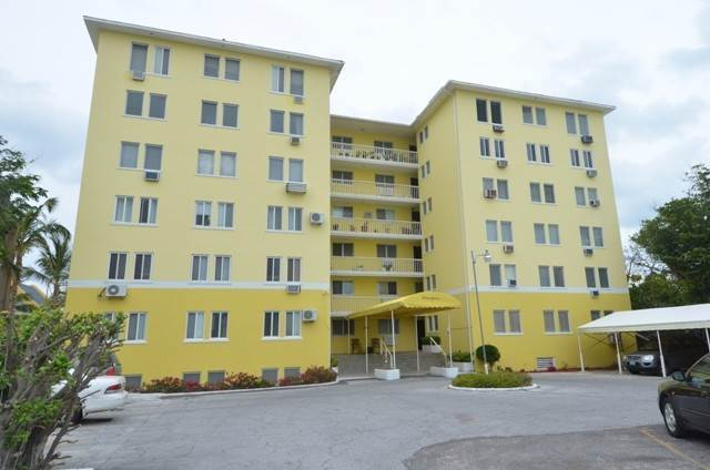 Co-op / Condo for Sale at Carefree Condo 10B Carefree, Cable Beach, Nassau And Paradise Island Bahamas