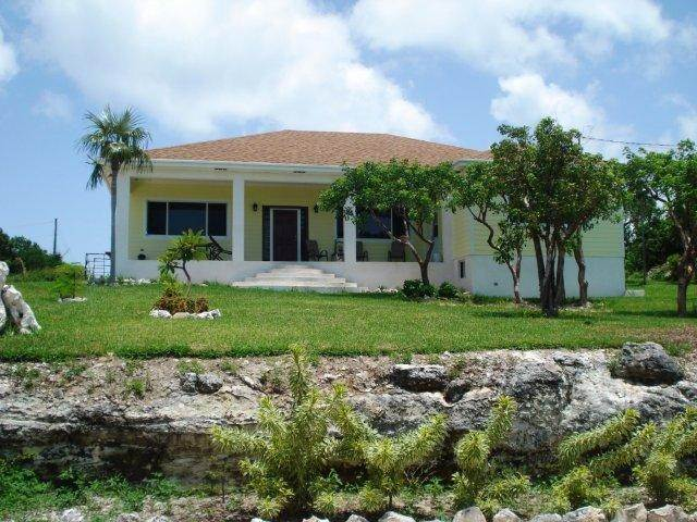 Single Family Homes for Sale at Fantastic Elevated Sunset Views Over the Caribbean Rainbow Bay, Eleuthera, Bahamas