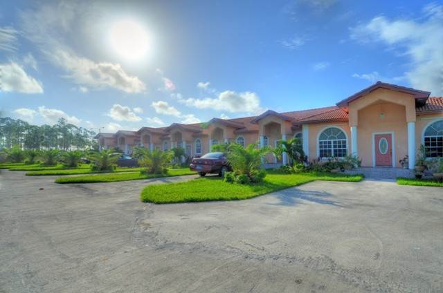 Multi Family for Sale at Apartment building on Pinta Avenue Bahamia, Freeport And Grand Bahama, Bahamas