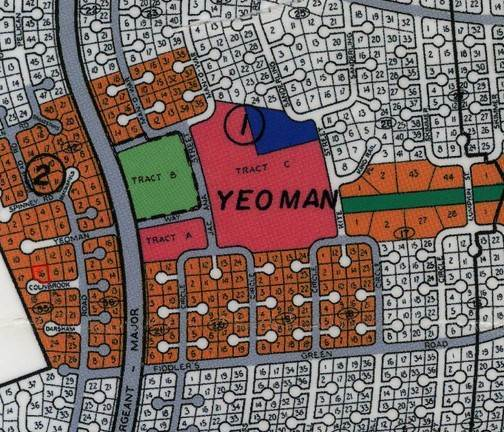 Terreno por un Venta en Multi Family Lot in Yeoman Wood Yeoman Wood, Gran Bahama Freeport, Bahamas