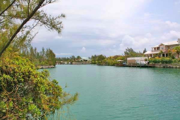 Land for Sale at Canal lot on Symonette Drive in Fortune Bay Fortune Bay, Freeport And Grand Bahama, Bahamas