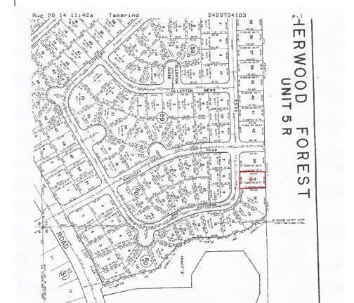 Sherwood Forest Unit 5, Block 60A, Lot 19, Sherwood Forest