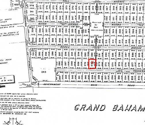 Land for Sale at Vacant lot in West Grand Bahama Grand Bahama East, Freeport And Grand Bahama, Bahamas