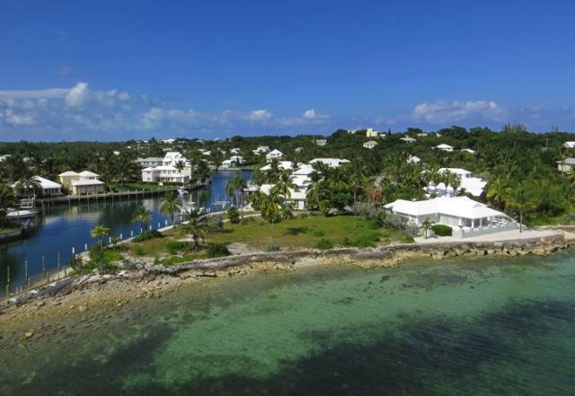 Terreno por un Venta en Abaco, Bahamas, Great Abaco Club Lot 6A, Stunning Sea of Abaco Frontage (MLS #25237) Great Abaco Club, Marsh Harbour, Abaco Bahamas