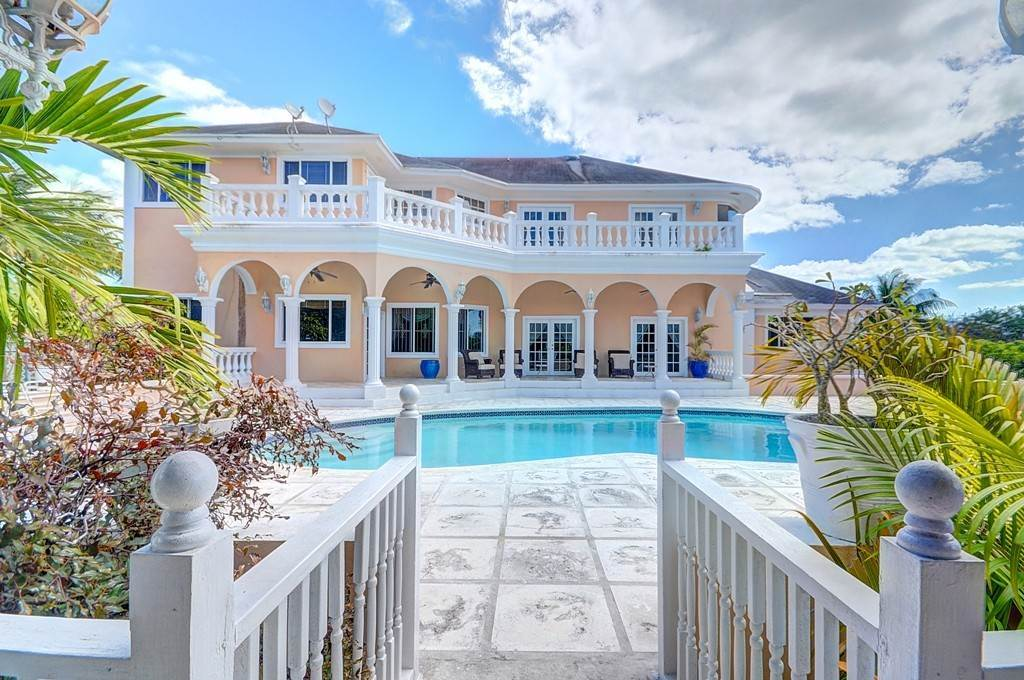 Single Family Homes for Sale at The Alexander Estate Eastern Road, Nassau And Paradise Island, Bahamas
