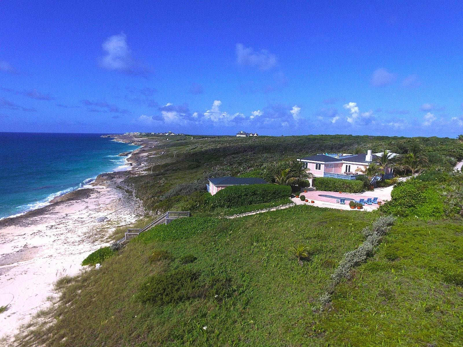 Single Family Homes for Sale at Walking Stick, a 2.2.Acre Atlantic Estate at The Abaco Club on Winding Bay MLS-27717 Winding Bay, Abaco, Bahamas