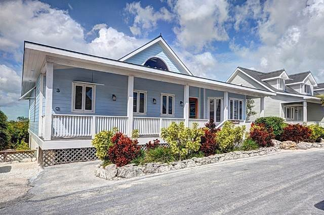 Single Family Homes for Sale at Love Shack at The Abaco Club on Winding Bay Winding Bay, Abaco, Bahamas