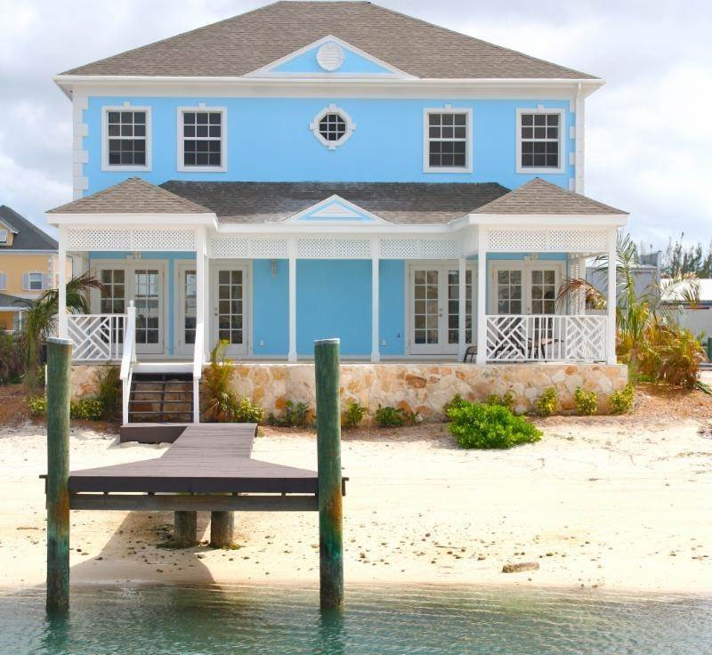 Single Family Homes for Sale at Newly built Islander home in Sandyport Sandyport, Cable Beach, Nassau And Paradise Island Bahamas
