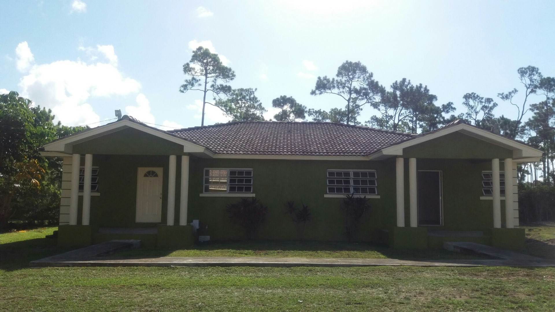 Multi Family for Sale at Nice Unfurnished Duplex Arden Forest, Freeport And Grand Bahama, Bahamas