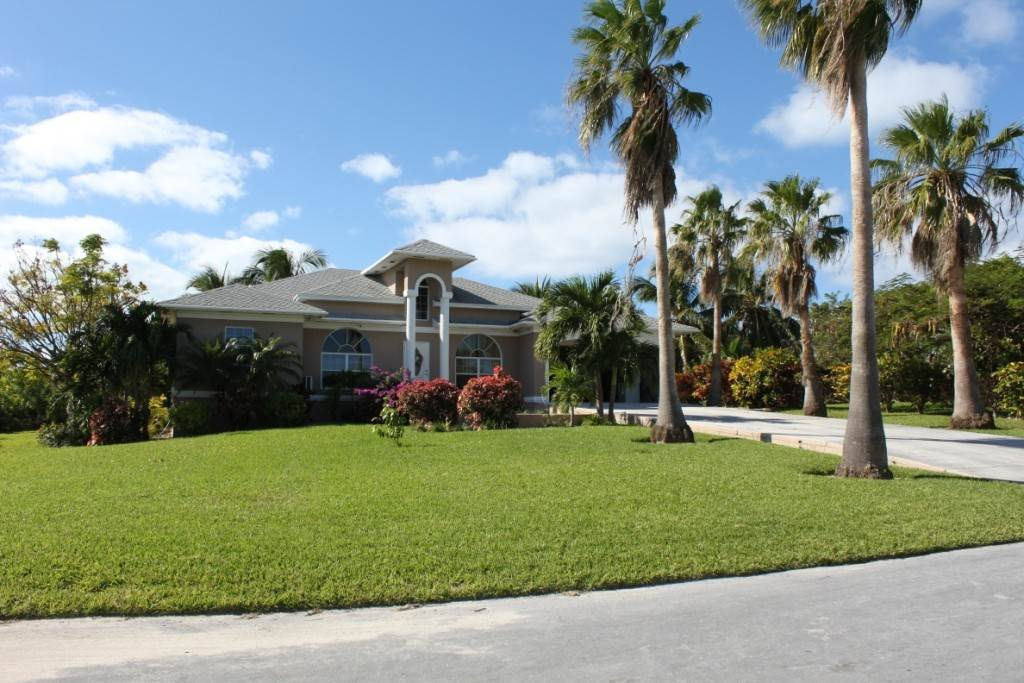 Single Family Homes for Sale at Russell Island Home with Beach Access Russell Island, Eleuthera, Bahamas