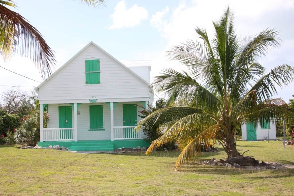 Single Family Homes por un Venta en Spanish Wells Historic Cottage Spanish Wells, Eleuthera, Bahamas