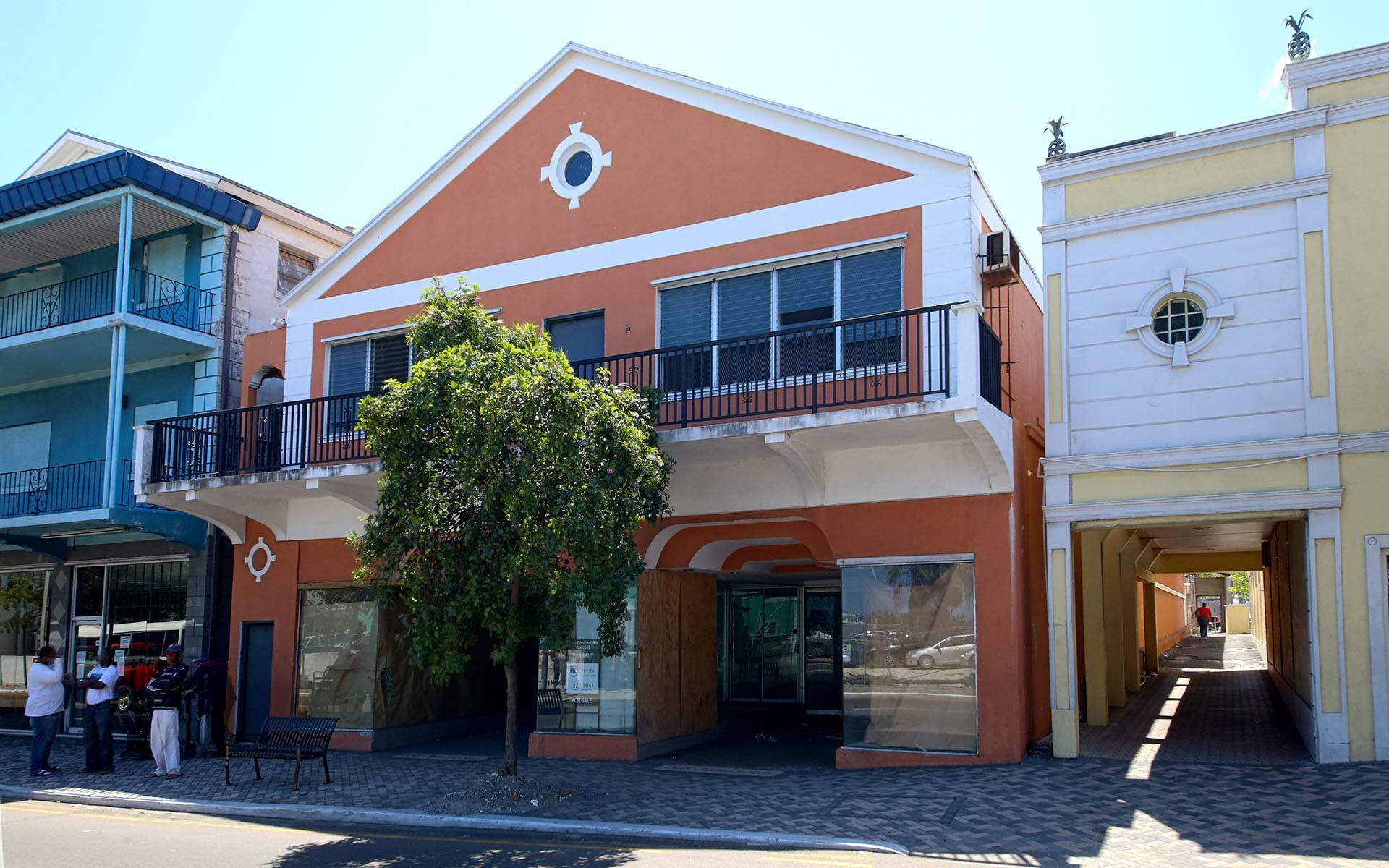 Commercial for Sale at Large retail space available in town Downtown, Nassau And Paradise Island, Bahamas