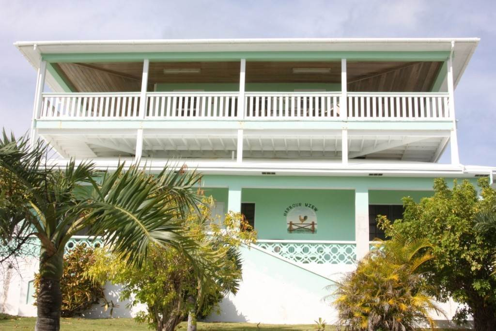 Single Family Homes for Sale at Spanish Wells Harbour View Home Spanish Wells, Eleuthera, Bahamas