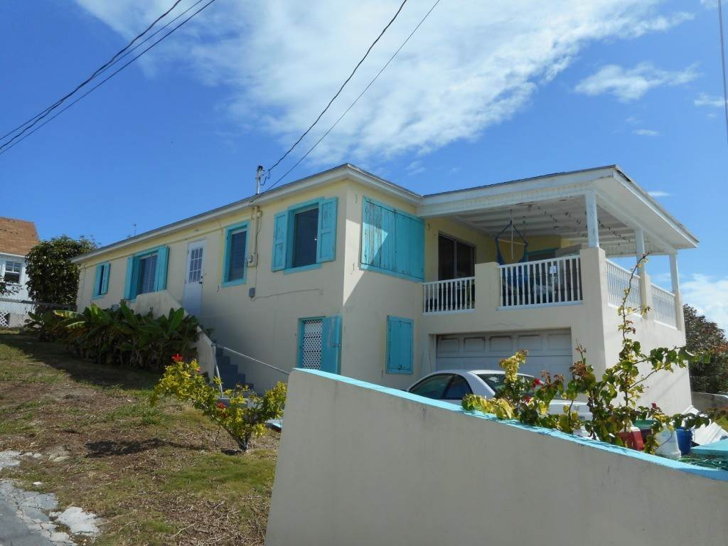 Single Family Homes por un Venta en Harbor Front Home With Private Dock Spanish Wells, Eleuthera, Bahamas