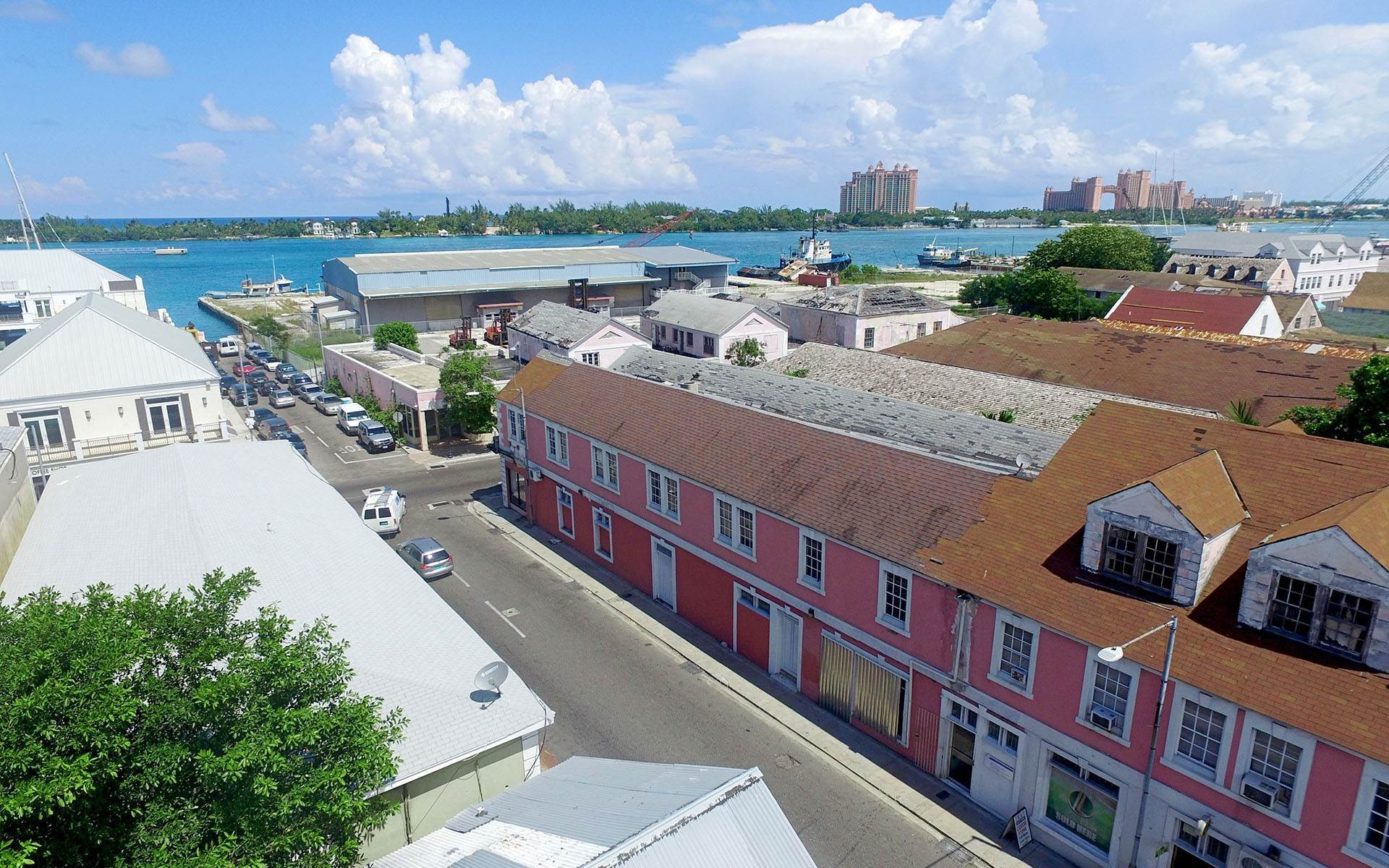 Commercial for Sale at Prime Commercial Building in downtown Nassau Bay Street, Nassau And Paradise Island, Bahamas