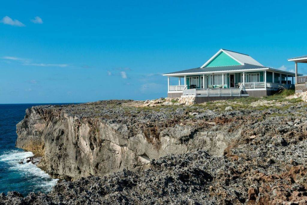 Single Family Homes for Sale at Sea Glass Exclusive Waterfront Home At The Abaco Club on Winding Bay - MLS 31382 Winding Bay, Abaco, Bahamas