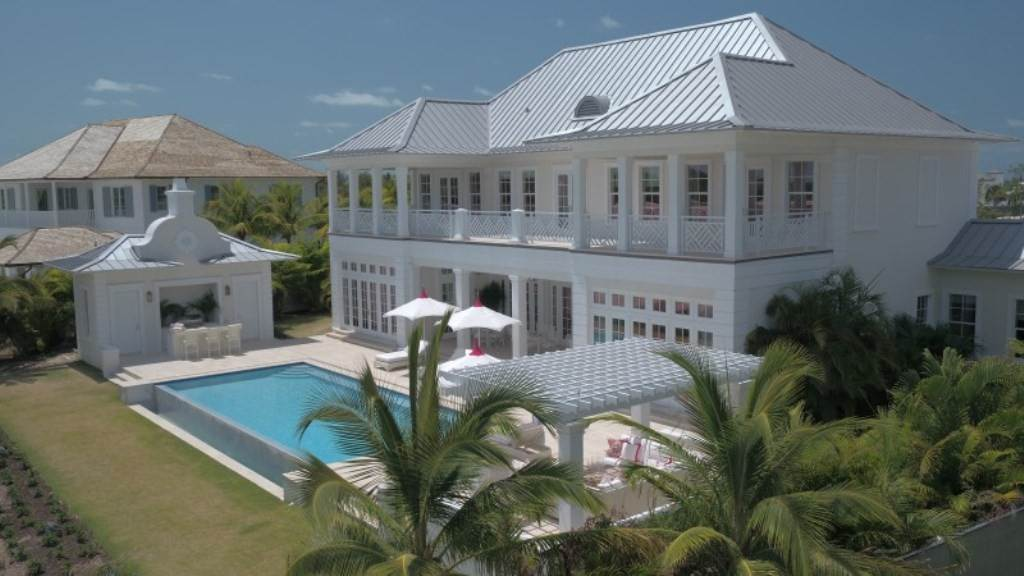 Single Family Homes for Sale at Tee Time, A Turn Cay Golf Course Home Albany, Nassau And Paradise Island, Bahamas