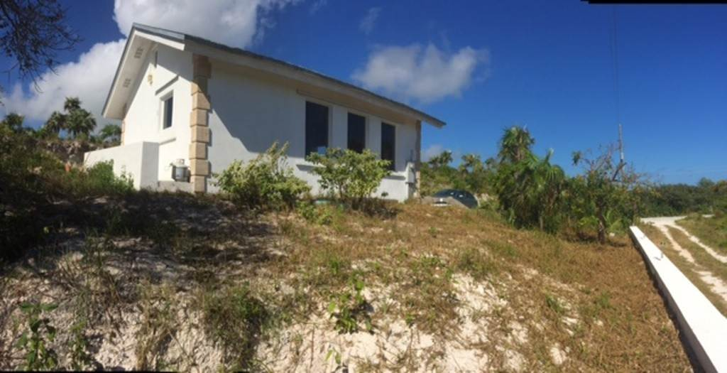 Single Family Homes for Sale at Beautiful elevated lot with a Studio/Garage and plans for a house - MLS 32609 Greenwood Estates, Cat Island, Bahamas