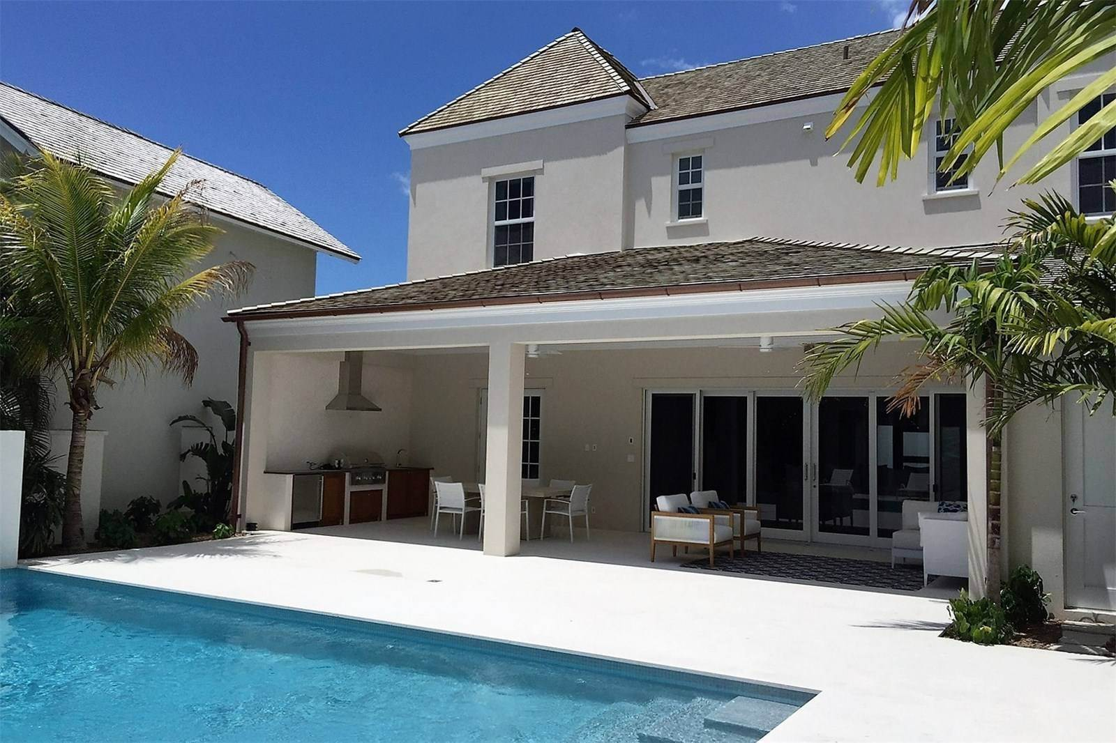 Single Family Homes for Sale at Contemporary Club Villa in Albany, South New Providence Albany, Nassau And Paradise Island, Bahamas