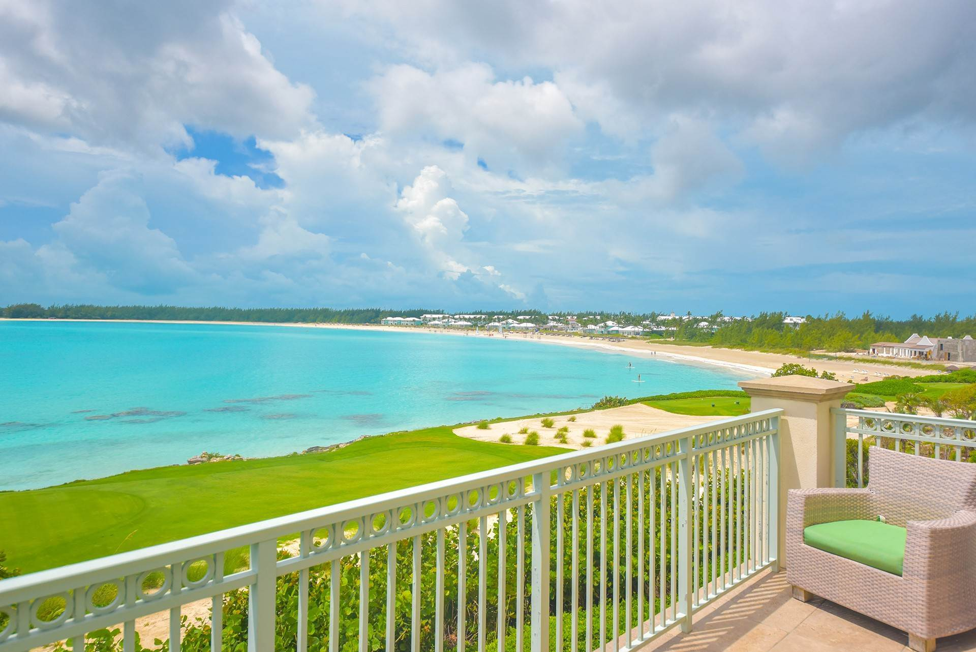 Co-op / Condo for Sale at Grand Isle Ocean Front Villa 1212 - MLS 37296 Emerald Bay, Exuma, Bahamas