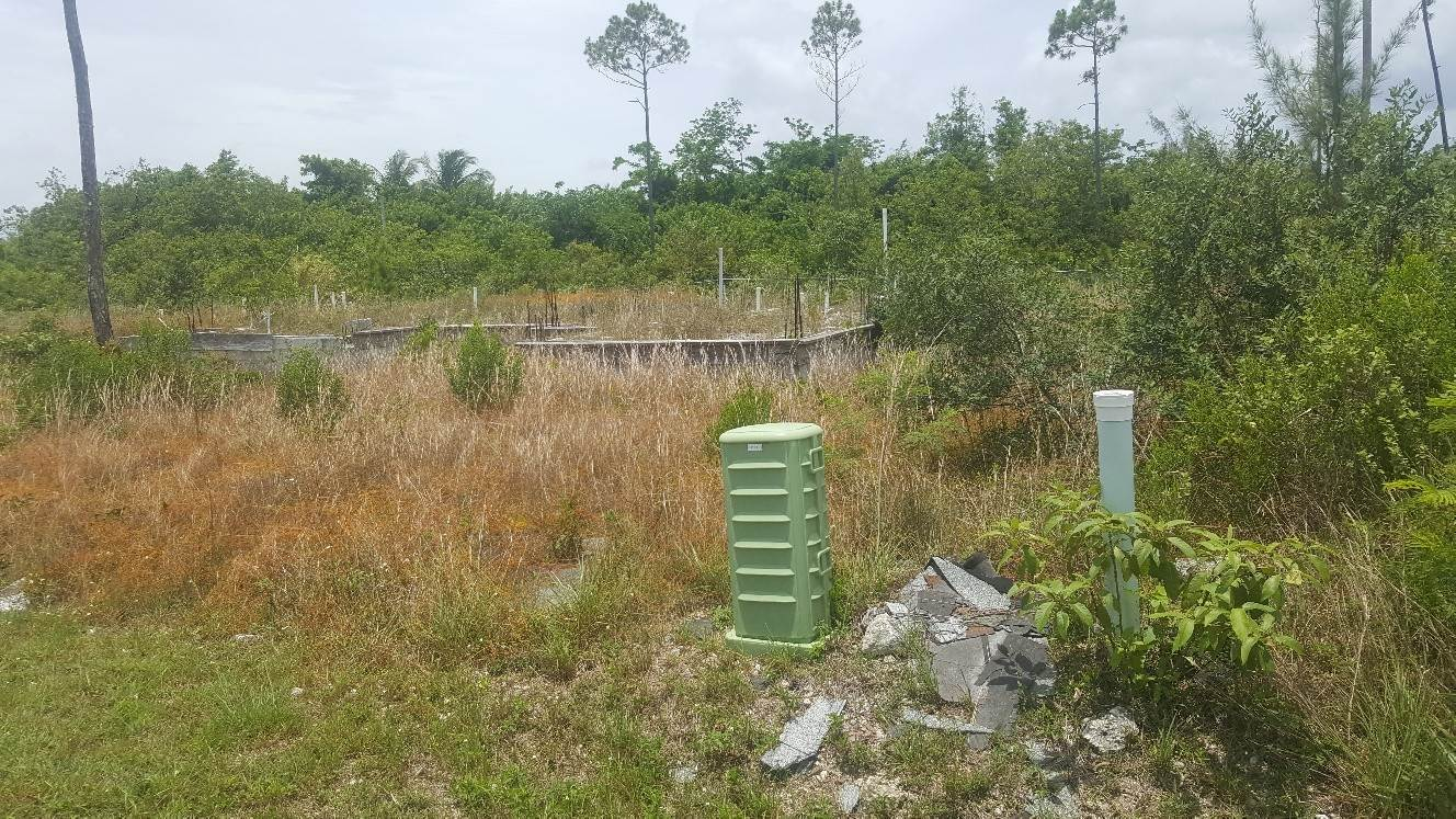 Land for Sale at South Ocean Duplex Lot with Foundation South Ocean, Nassau And Paradise Island, Bahamas