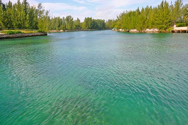 Land for Sale at Exquisite Views from an Amazing Canal Front Lot in Fortune Bay Fortune Bay, Freeport And Grand Bahama, Bahamas