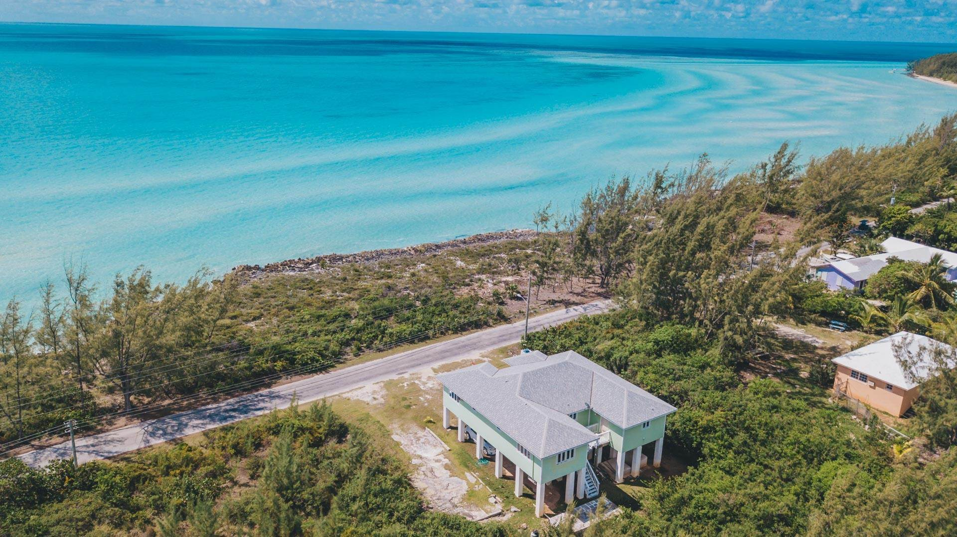 Single Family Homes por un Venta en Newly Built Ocean View Home in Current, Eleuthera - Current, Eleuthera, Bahamas