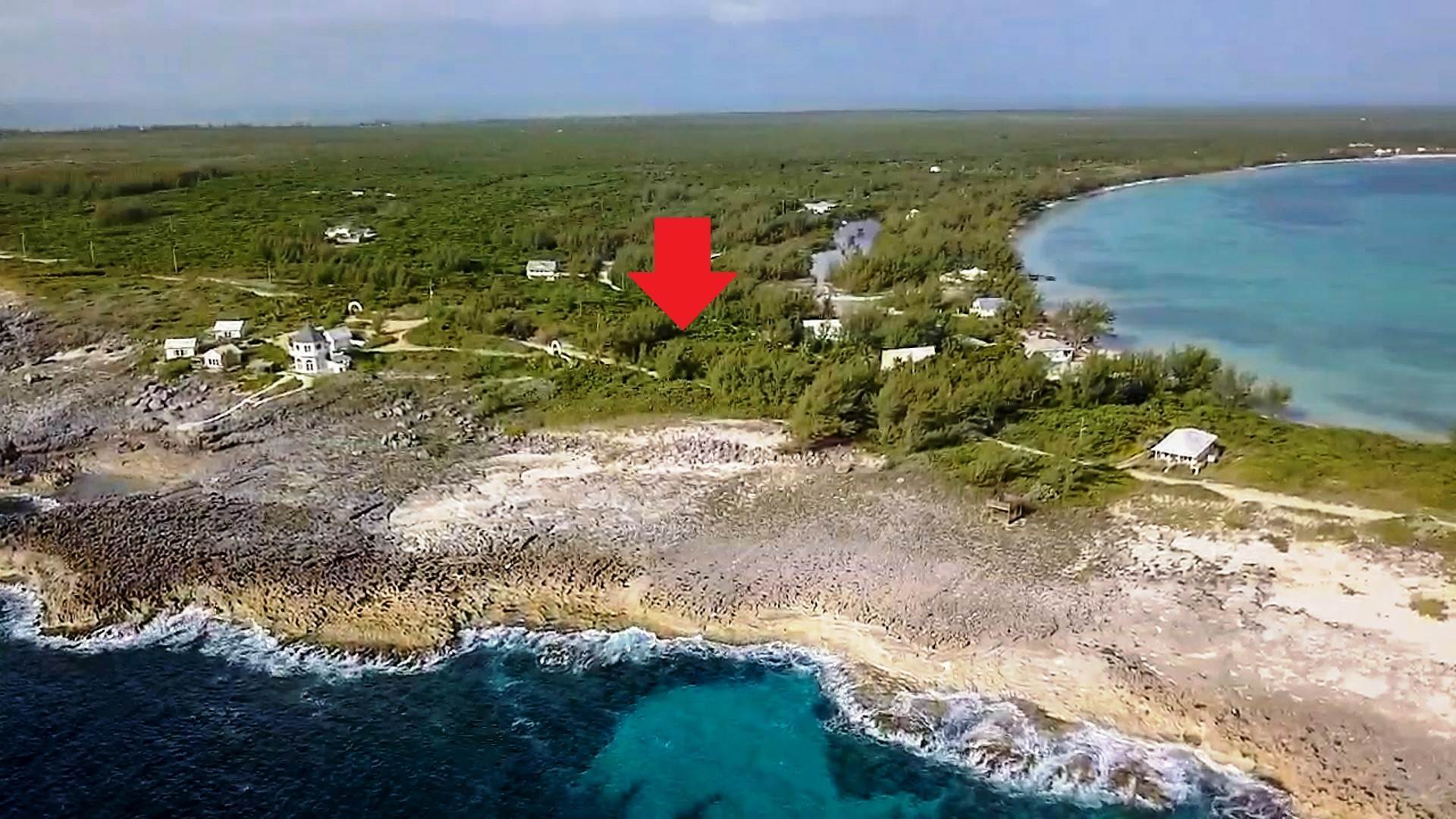 Land for Sale at BOTTOM HARBOUR WHALE POINT ELEUTHERA - MLS34754 Whale Point, Eleuthera, Bahamas