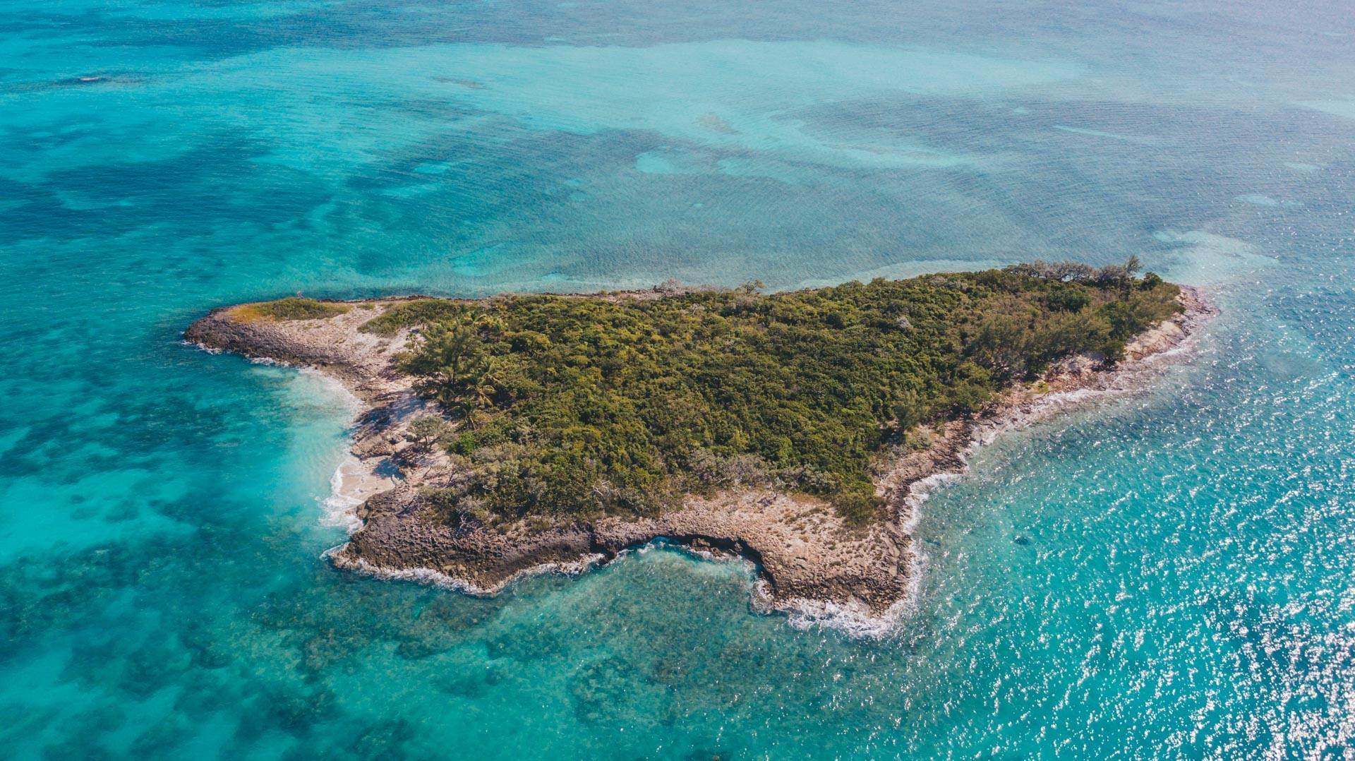 Private Islands for Sale at Golding Cay, Near Russell Island, Eleuthera Russell Island, Eleuthera, Bahamas