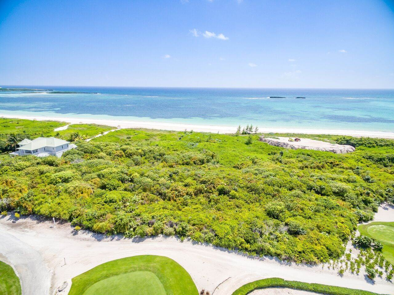 Land for Sale at Stunning Beachfront Lot - MLS 35308 Winding Bay, Abaco, Bahamas