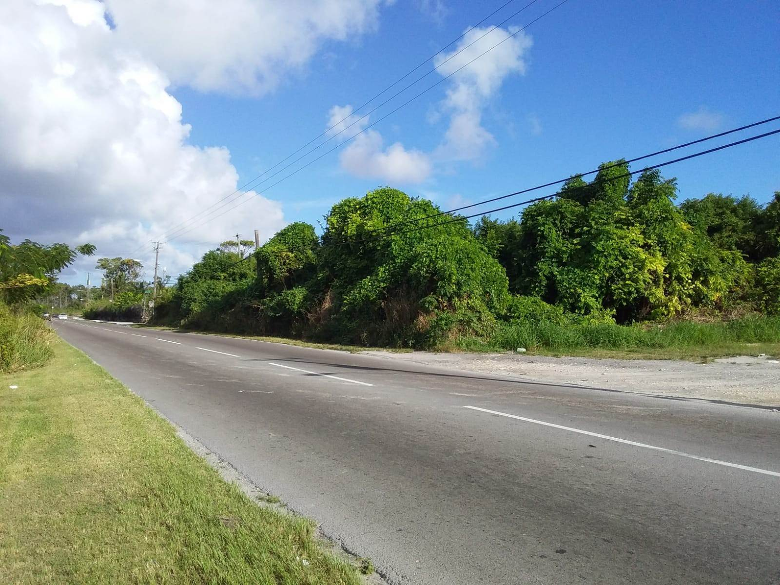 Land for Sale at Carmichael Road West - Commercial Lot Carmichael Road, Nassau And Paradise Island, Bahamas