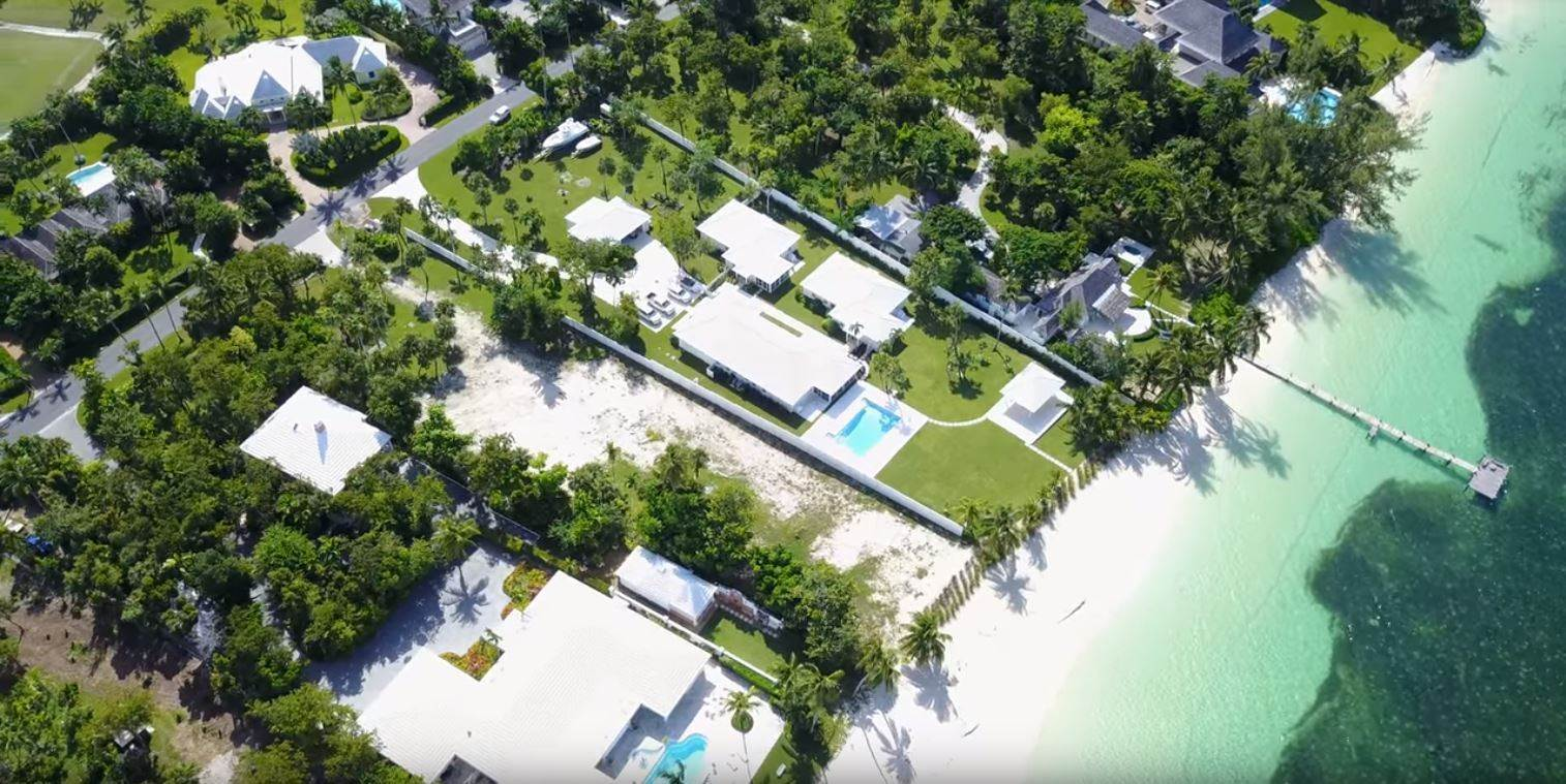 Land for Sale at Lyford Cay Beachfront Lot Lyford Cay, Nassau And Paradise Island, Bahamas