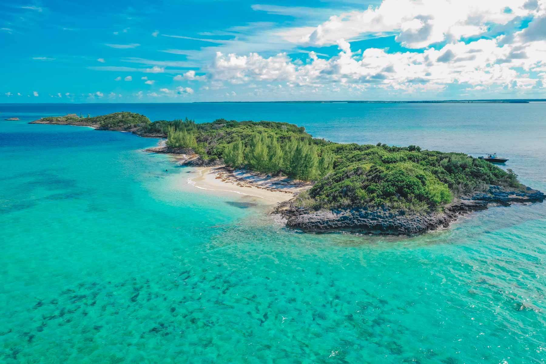 Private Islands for Sale at Prince Cay - MLS 35652 Abaco, Bahamas