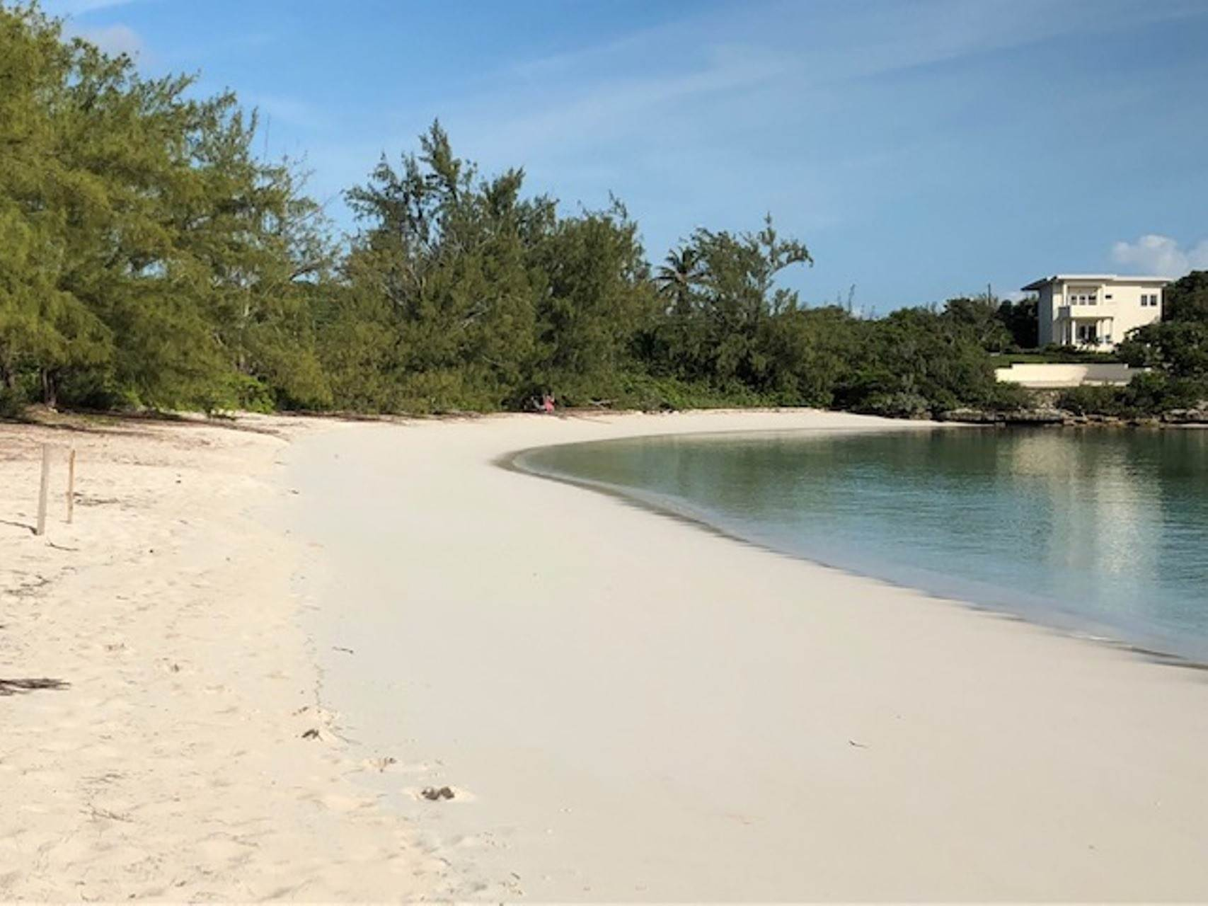 Single Family Homes for Sale at Unfinished House for Sale Near Jolly Hall Beach - MLS 35899 Bahama Sound, Exuma, Bahamas