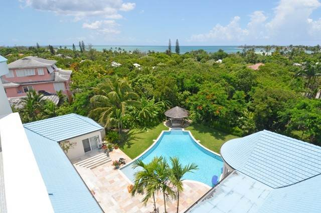 Single Family Homes for Sale at A One of a Kind Residence in Lyford Cay Lyford Cay, Nassau And Paradise Island, Bahamas