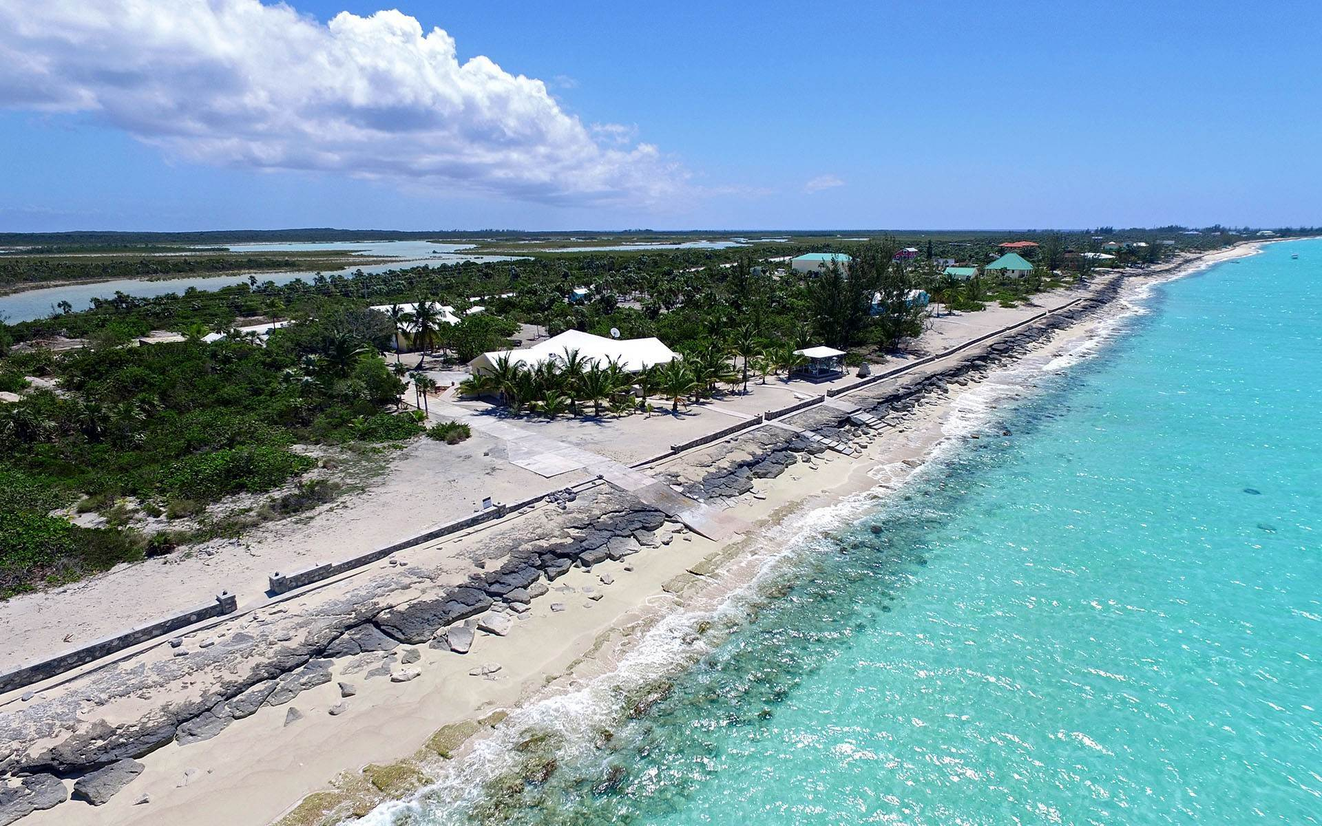 Single Family Homes for Sale at Hawks Nest Cat Island Beachfront Home - MLS 36353 Hawks Nest, Cat Island, Bahamas
