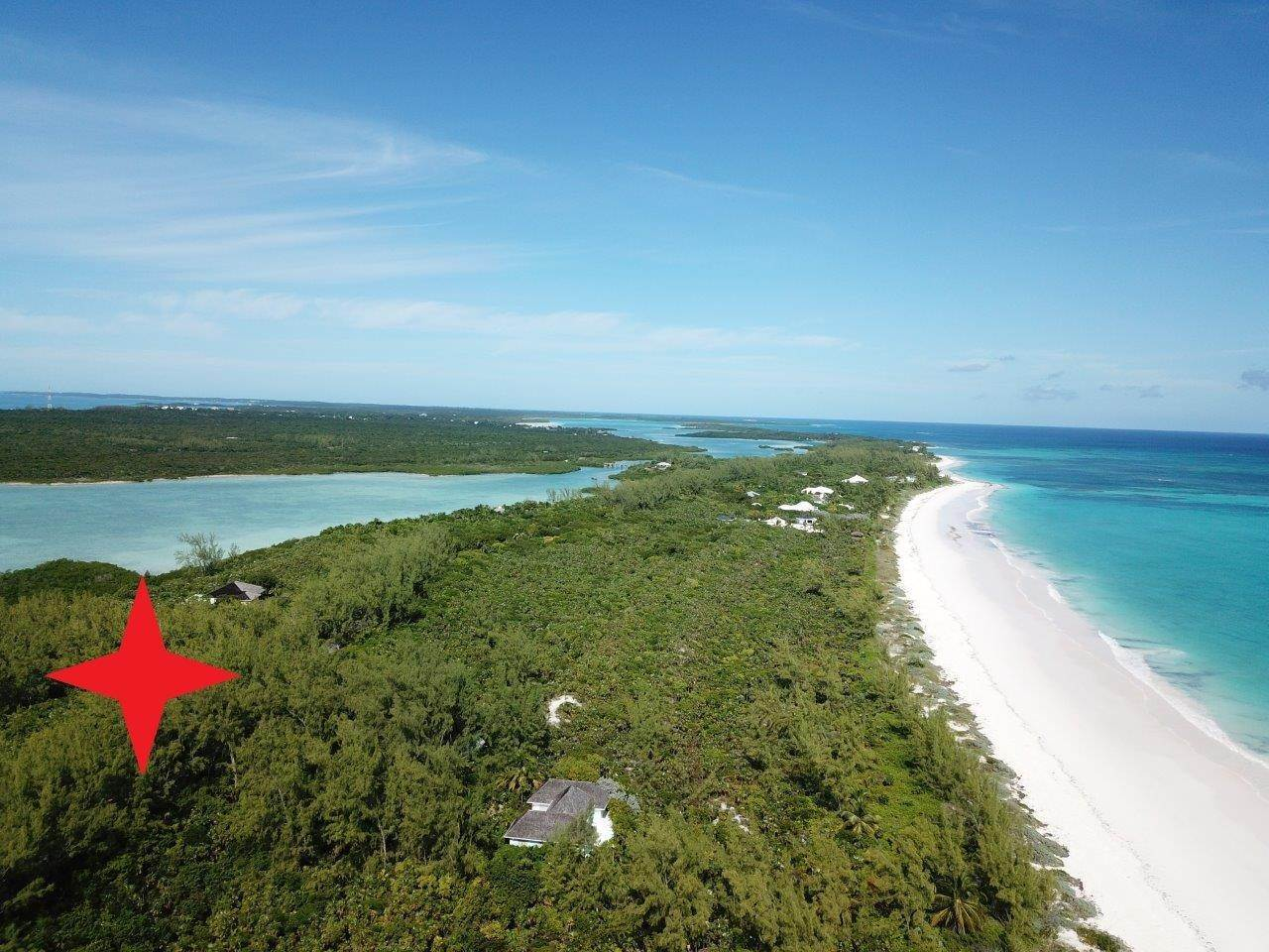 Land for Sale at Windermere Island Lot - almost one Acre for under 250K - MLS 39587 Windermere Island, Eleuthera, Bahamas