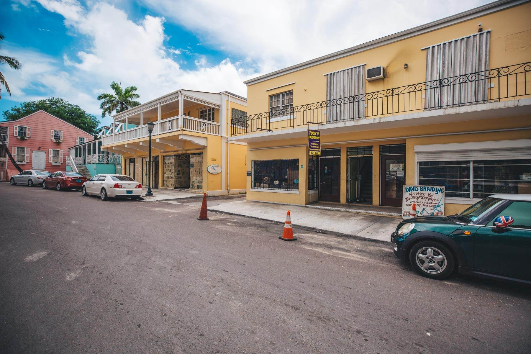 Commercial for Sale at Market St. Commercial Property - MLS 43736 Bay Street, Nassau And Paradise Island, Bahamas