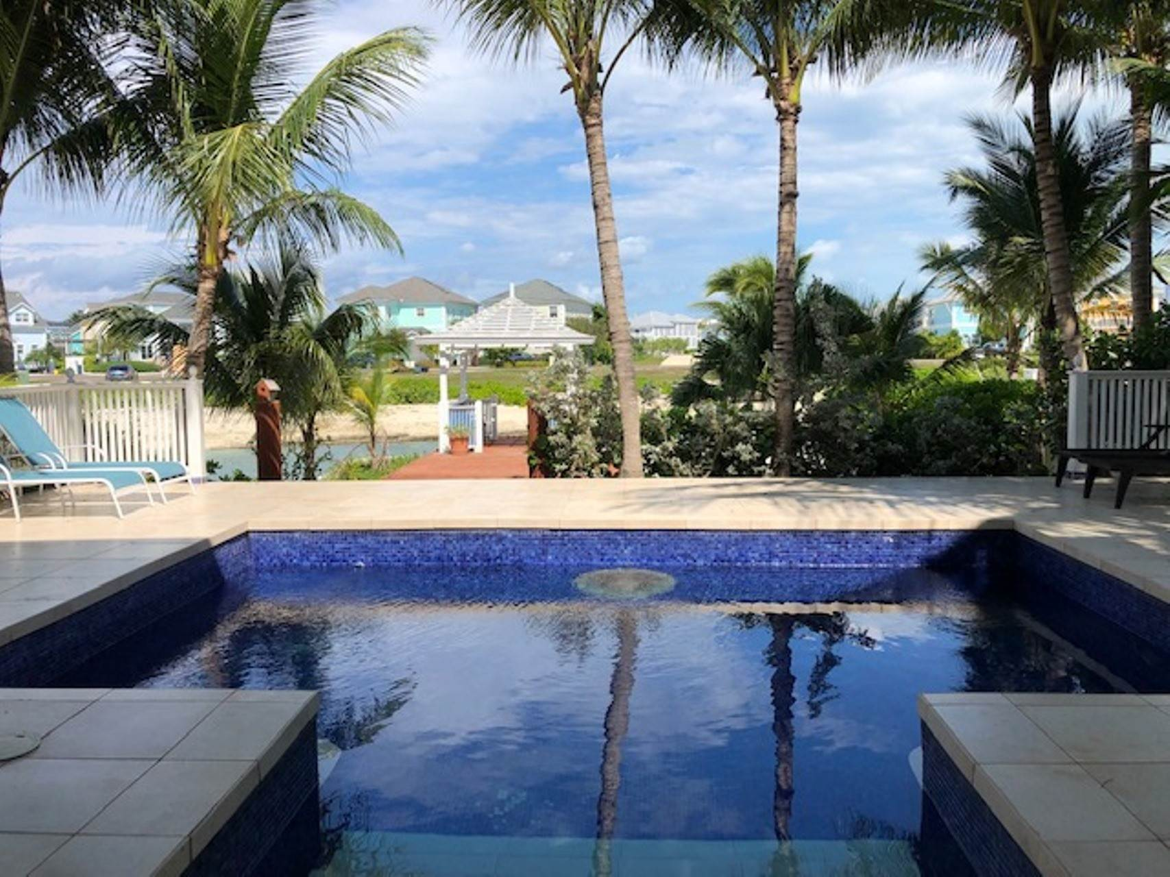 Single Family Homes for Sale at Canal Front Executive Home in Sandyport Sandyport, Cable Beach, Nassau And Paradise Island Bahamas